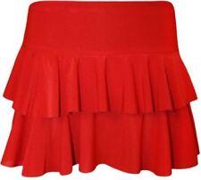 Gonne e minigonne da donna rossi party taglia M