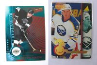 1997-98 Pacific Dynagon #61 Tsyplakov Vladimir  emerald green  kings