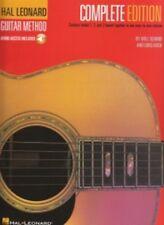 HAL LEONARD GUITAR METHOD COMPLETE Book & Audio Downloads