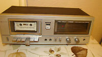Vintage Fisher Stereo Cassette Player CR-113