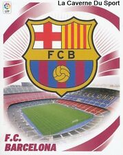 ESCUDO BADGE LOGO ESPANA FC. BARCELONA STICKER CROMO LIGA 2013 PANINI