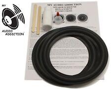 """Foam Speaker Surround Repair Kit For Bose 301, 601 8"""""""