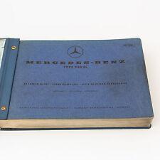 Mercedes 230SL R113 Pagode Ersatzteilliste Ersatzteilkatalog  - Ausgabe 1967