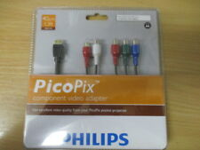 Philips PicoPix Component Video Adapter 40Cm 1.3' PPA1110/00 PPX1000 Series