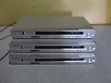 lot of 3 OEM pioneer DVD player model no. DV-393-S