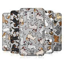 Head Case Designs Dog Breed Patterns 12 Soft Gel Case For Samsung Phones 2