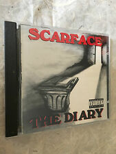 SCARFAGE CD THE DIARY CDVUS 81 7243 8 39946 2 5 1994 HIP HOP