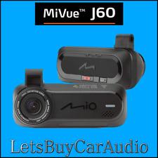 MIO MIVUE J60 1080P DASHCAM, GPS, SPEED CAMERA, G SENSOR, WIFI, VOICE GUIDANCE