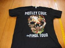 Motley Crue 2015 Final Tour concert t-shirt M