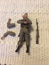 1:18 21st Century Toys Ultimate Soldier WWII US Army 101st Airborne Paratrooper