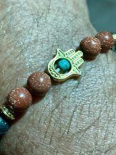 Bracelets & Free Gift ! U Get 2 ! Unsex Hamsa