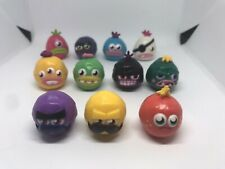 10 x Different Moshi Monsters Moshlings Glumps Plus Duplicate Brights Glump