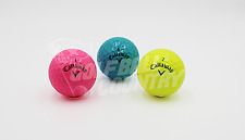 24 Callaway Supersoft Color Mix AAAA Near Mint Used Golf Balls