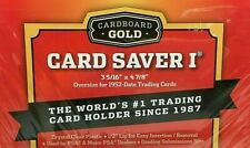 Cardboard Gold PSA Graded Card Saver 1 - 50 Ct Holders