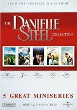 Danielle Steel Miniseries Collection 5-disc DVD Boxset 5709165194429 *NEW SEALED