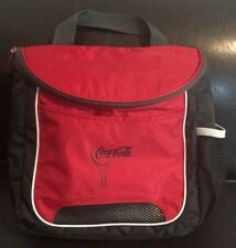 Coca Cola Insulated Cooler or  Lunch Bag Red & Black