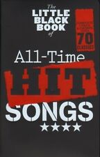 LITTLE BLACK BOOK OF ALL TIME HIT SONGS