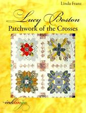 LUCY BOSTON Patchwork of the Crosses NEW BOOK Quilting Linda Franz Inklingo