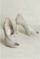 Anthropologie Guilhermina Muara Heels Shoes Sandals Size US 7 $358