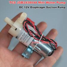 Dc 6v 12v Tcs Mini Diaphragm Self Priming Water Pump High Pressure Suction Pump