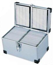 NEO in alluminio argento 200 CD/DVD/BLU RAY DISC Carry Volo Custodia