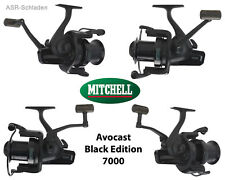 Mitchell Acocast 7000 Black Edition - Karpfenrolle - Brandungsrolle - Longcast