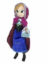 Personalised FROZEN Inspired 'Anna' Rag Doll 40cm. Great Gift