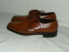 Mens B. F. Goodrich, Waylite, Brown Oxford Leather Shoes, Size 10 1/2 Nice, Rare