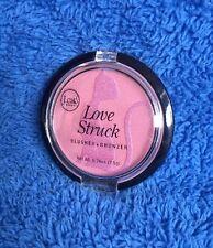 J Cat Beauty Love Struck Blusher And Bronzer - Angel Face - MELB STOCK