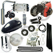 New 4-Stroke 49CC Gas Petrol DIY Motorized Bicycle Bike Engine Motor Kit Scooter