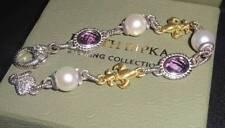 Judith Ripka Amethyst Fashion Bracelets