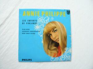 ANNIE PHILIPPE LES ENFANTS DE FINLANDE 45 TOURS
