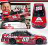 DALE EARNHARDT JR 2017 FINAL RIDE AXALTA/ BUDWEISER  RACED VERSION 1/24 ACTION