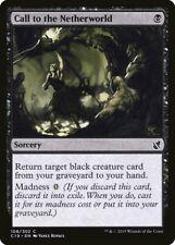 MTG Magic Card Call to the Netherworld Common Commander C19 #108 Mint 💎✔🔎