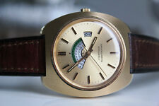 CERTINA BIOSTAR *Used or not, 20M Gold,  Gold Dial - 1972*