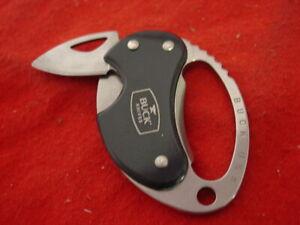 "Buck Made in USA 759 2-1/2"" Whittaker Bottle Opener Linerlock Knife MIB ld"
