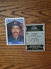 1983 Iowa Cubs Team Set ( Henry Cotto)