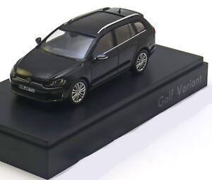 VW GOLF VII 2013 VARIANT ANTHRACITE METAL SPARK 5G9099300YKL 1/43 VOLKSWAGEN
