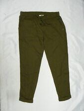 Roxy Time Slip Pants Olive Medium ERJNP03054