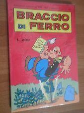 BRACCIO DI FERRO ed. Bianconi - Metro 1976 n. 45   stato Ottimo di Busta   L