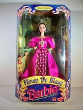 @ NEW NIB BARBIE DOLL 1998 PHILIPPINES FLORES DE MAYO MAY FOREIGN  SALE!!
