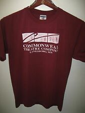 Commonweal Theatre Company Lanesboro Minnesota USA Artist Actor Grunge T Shirt M
