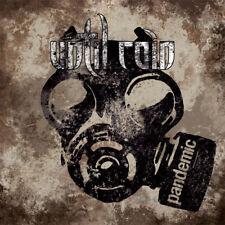Until Rain-Pandemic CD Symphony X,Fates Warning,Dream Theater,Progressive Metal