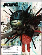 Juxtapoz Magazine April 2009 #99 Jeff Soto Subscriber Cover