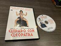 CUIDADO CON CLEOPATRA DVD SIDNEY JAMES KENNETH WILLIAMS JIM DALE AMANDA BARRIE