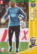 022 HELTON BRAZIL FC.PORTO CARD MEGACRAQUES 2010 PANINI