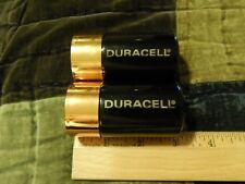 Avon [Lot of 4] Decanter~Bottles_Super Shift + Duracell Batteries + Candid Angel