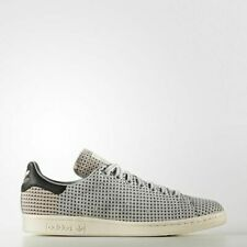 adidas Originals Stan Smith Men's Shoes Boy Trainers Grey UK Size 7