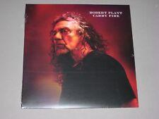 ROBERT PLANT  (Led Zeppelin) Carry Fire 2 LP gatefold  New Sealed Vinyl