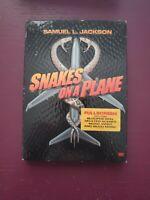 Snakes On A Plane DVD Full Screen 2006 Samuel L Jackson
